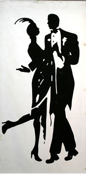 Picture of Poster Art Deco  2  3m x 1.5m