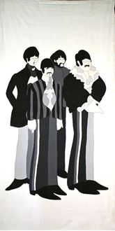 Picture of Banner Beatles  6m x 3m