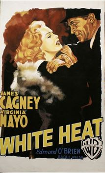 Picture of Poster White Heat 3m x 2m