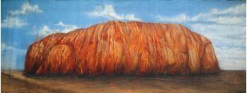 Picture of Backdrop Uluru  12m x 4m