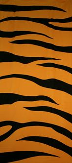Picture of Banner Tiger Print  6m x 3m