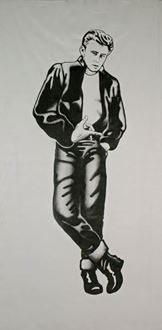 Picture of Banner James Dean  6m x 3m