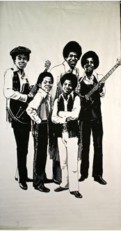 Picture of Banner Jackson Five