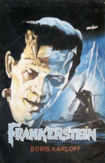 Picture of Poster Frankenstein 3m x 2m