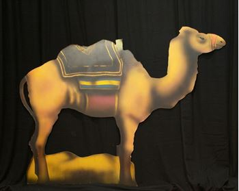 Picture of Cutout Camel