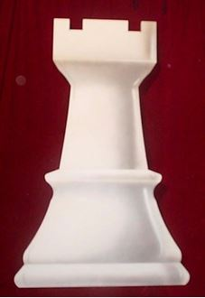 Picture of Cutout Chess Piece Castle