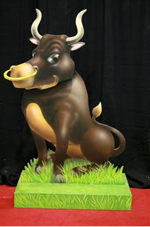 Picture of Cutout Cow