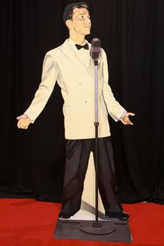 Picture of Cutout Frank Sinatra