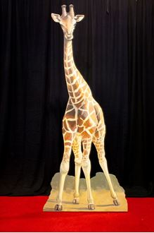 Picture of Cutout Giraffe