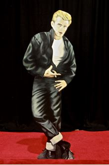 Picture of Cutout James Dean