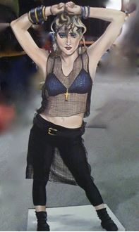 Picture of Cutout Madonna