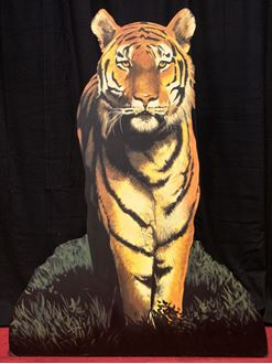 Picture of Cutout Tiger