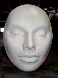 Picture of Mask white