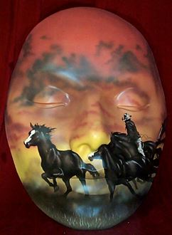 Picture of Mask Brumbies