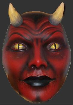 Picture of Mask Devil