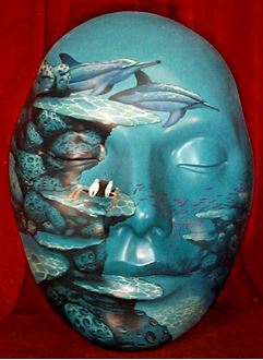 Picture of Mask - Dolphin