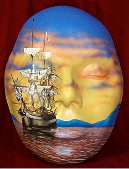 Picture of Mask Tall Ship