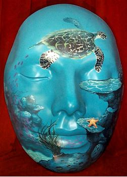 Picture of Mask - Turtle