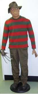 Picture of  Freddy Kruger Animated Mannequin