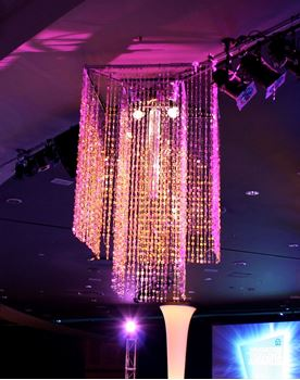 Picture of Chandelier Beaded  1.5m sq