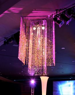 Picture of Chandelier Beaded  Square 1.5m x 1.5m