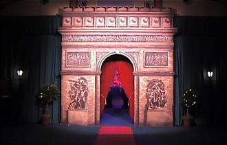 Picture of Arc de Triomphe Entrance 6m x 6m