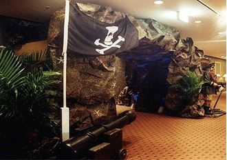 Picture of Pirate Cave Entrance
