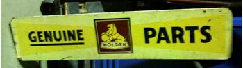 Picture of Sign Holden