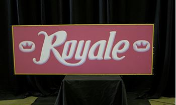 Picture of Sign Royale
