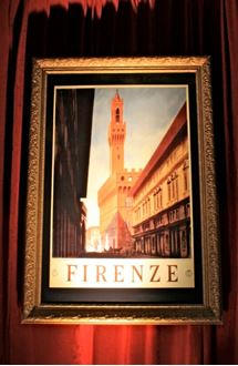 Picture of Firenze Travel Poster