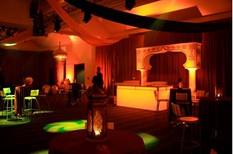 Picture of Glow Bar - Arabian Theme