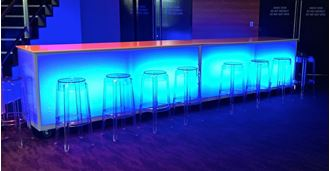 Picture of Glow Bar -  Straight  -  4.8m Long