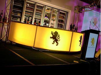 Picture of Glow Bar - Branded - 4m Semi Circular