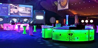 Picture of Glow Bar - Retro Style