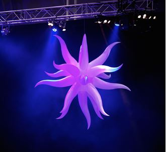 Picture of Inflatable Bent Star 3m