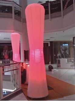 Picture of Inflatable Column 3m