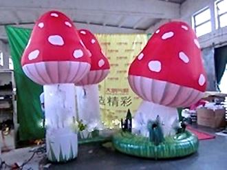 Picture of Inflatable Mushroom 3m
