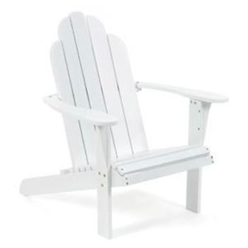 Picture of Adirondack Chair White - 4 available