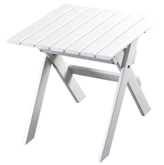 Picture of Adirondack Table White x 2 available