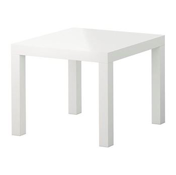 Picture of Coffee Table White - 55 x 55 x 45cmH