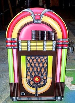 Picture of Jukebox Lectern Surround