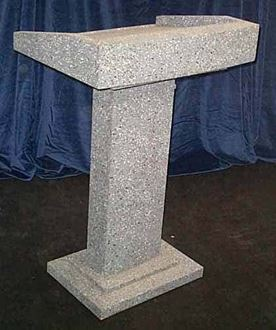 Picture of Lectern  Speckle Finish