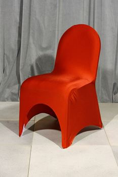 Picture of Chair Cover Red Lycra