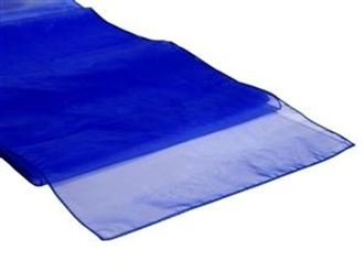 Picture of Table Runner Royal Blue