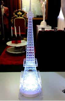 Picture of Centrepiece Eiffel Tower