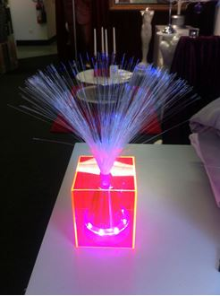 Picture of Centrepiece Fibre Optic