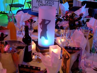 Picture of Centrepiece  LED Silhouette Image