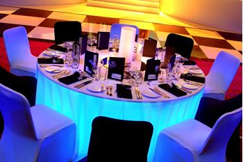 Picture of Glow Table & LED Centrepiece