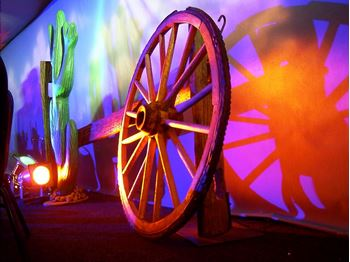 Picture of Wagon Wheel (Large)