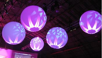 Picture of Inflatable Sphere 2m